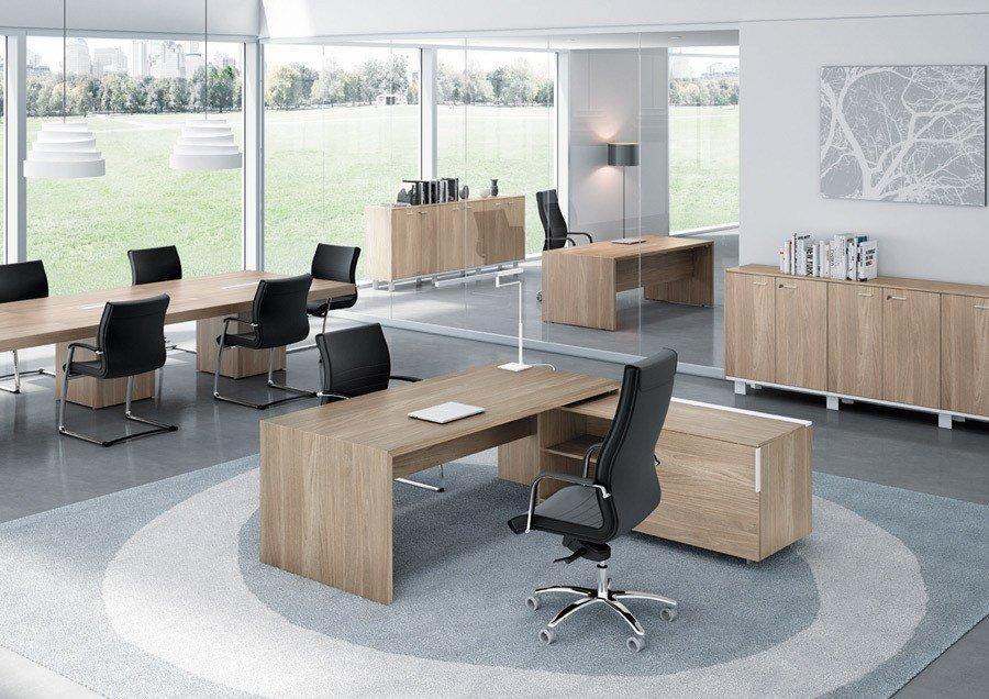 No solamente mesas individuales y mesas con alas, T45 ofrece también