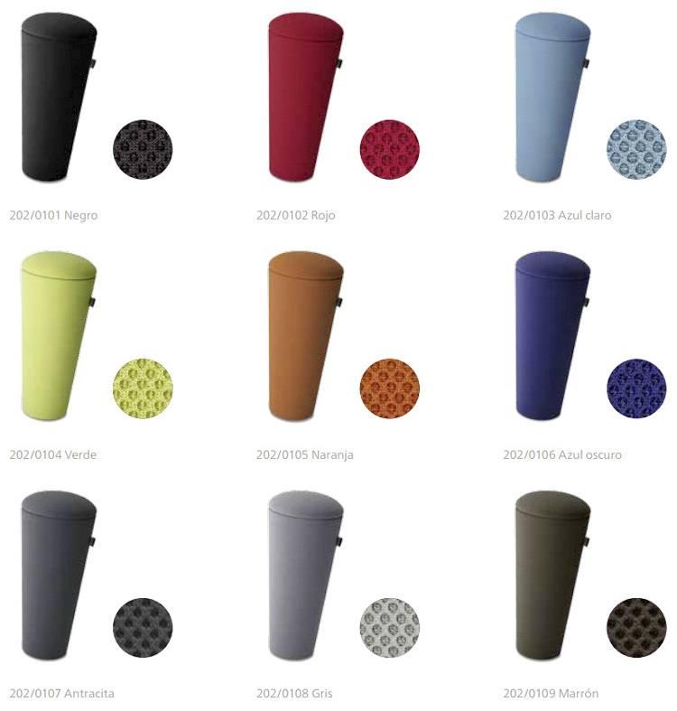 colores taburete stand-Up