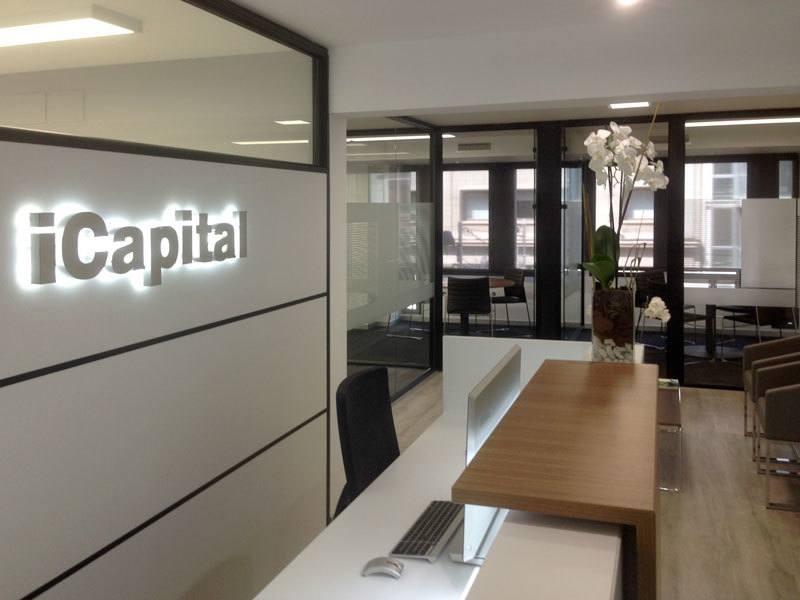 mostrador instalaciones i-capital