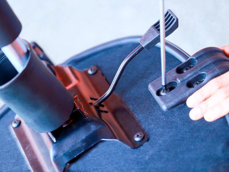 reparación de pistones de gas para sillas de oficina