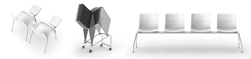 silla skin de Josep Lluscá