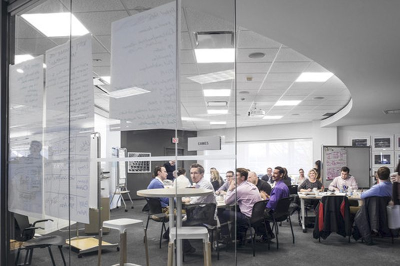 Espacios colaborativos comunes