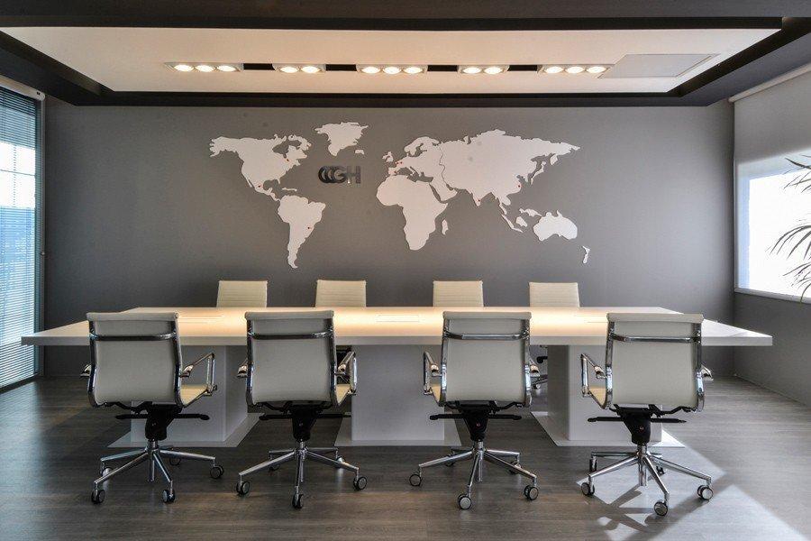 Sala de reuniones GH Grupo