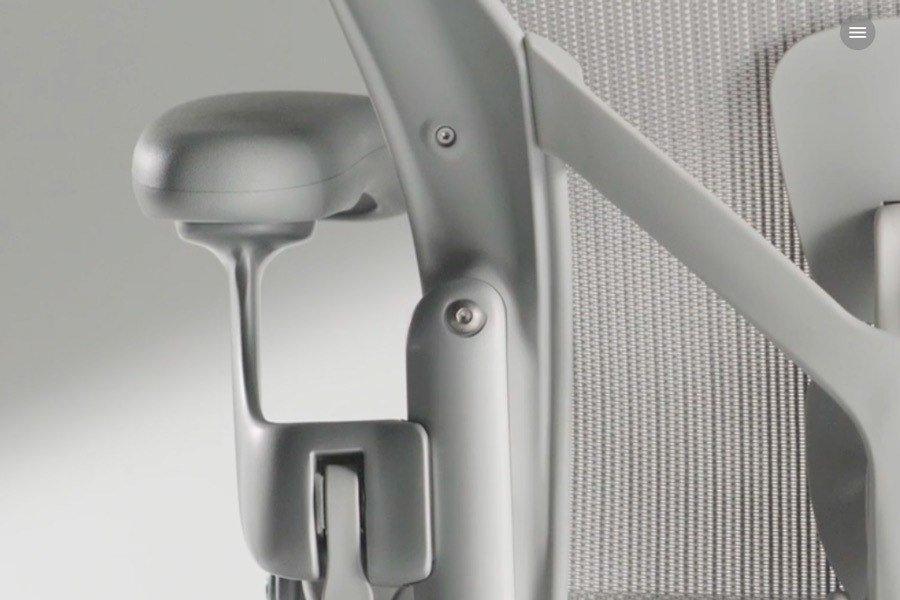 Silla Aeron Renovada Ajustes Personalizados