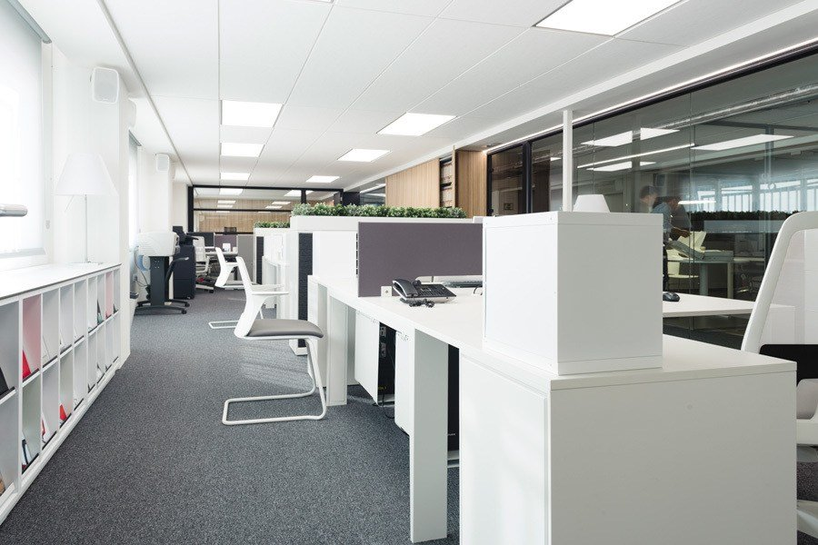 Oficinas Ofival showroom