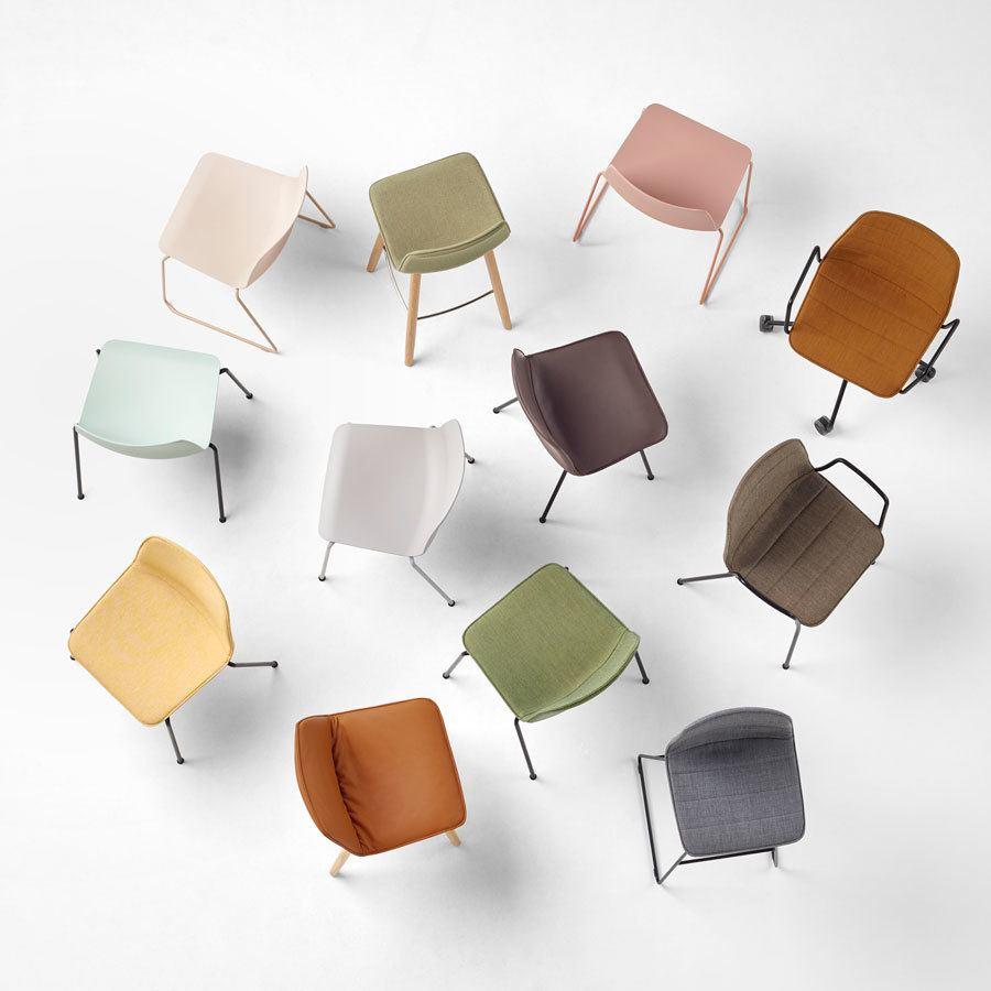 Colores silla Varya de Inclass