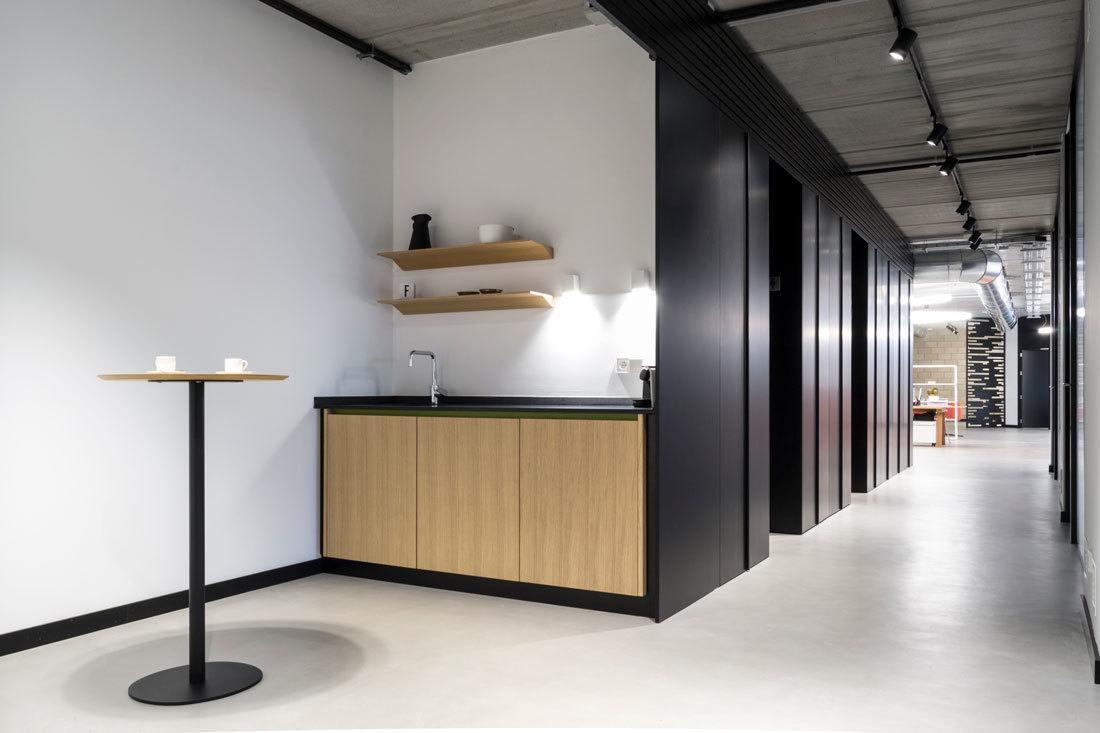 Zona office instalaciones Factor