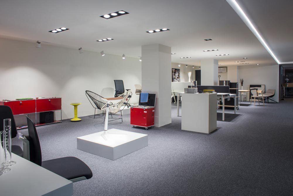 Showroom ofival en valencia