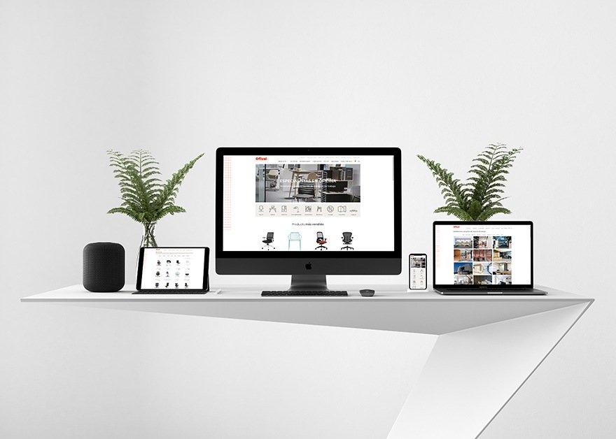 Ofival 2.0 pantallas