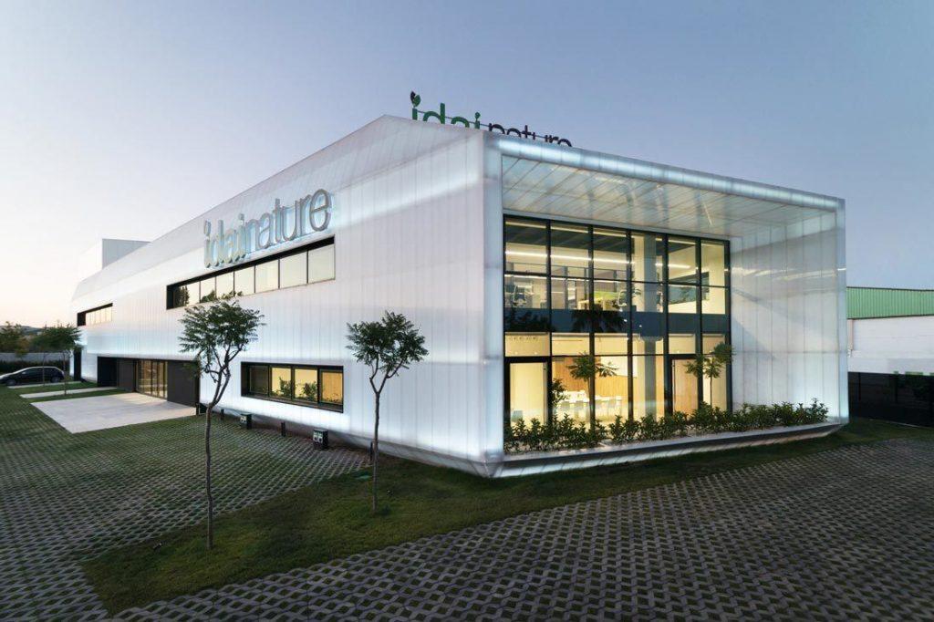 Nuevo edificio de oficinas Idai Nature