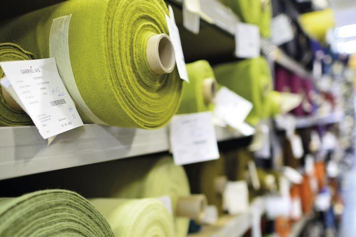 tintado lana natural