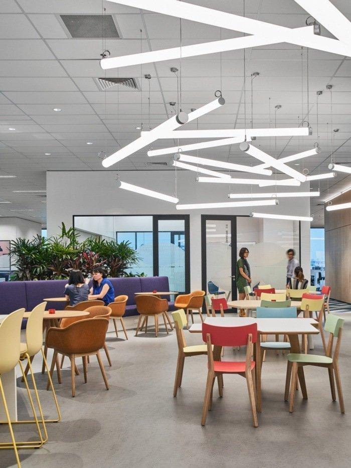 zonas de reuniones oficinas sivantos