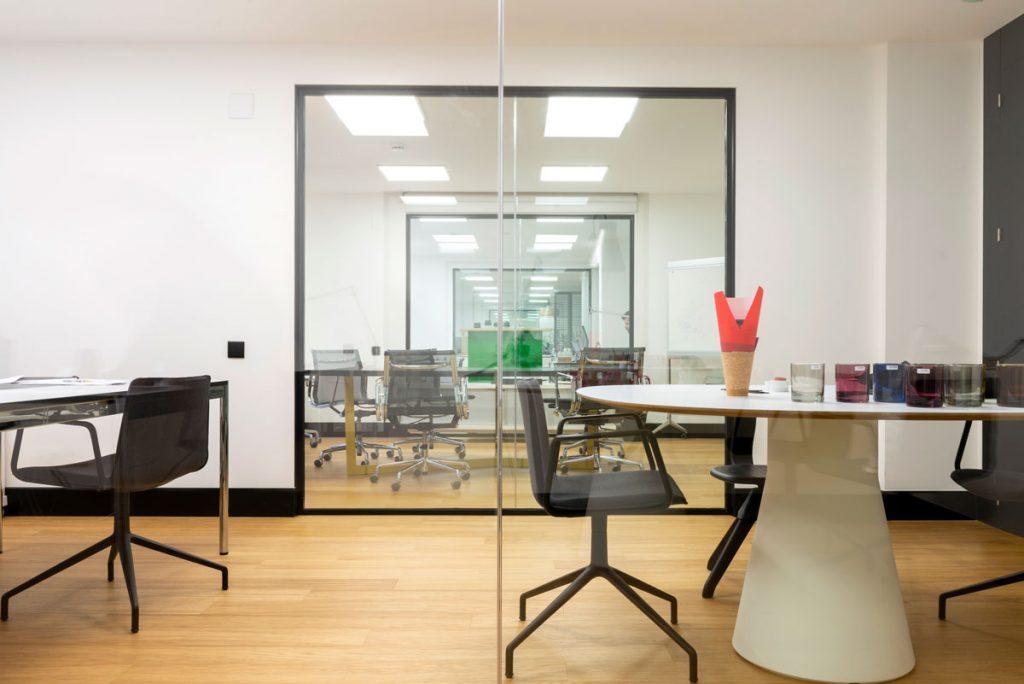 Mampara F2 estudio de diseño
