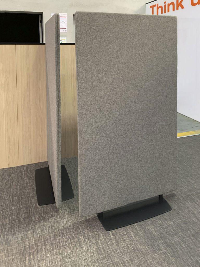 paneles separadores think up area instalaciones lemar