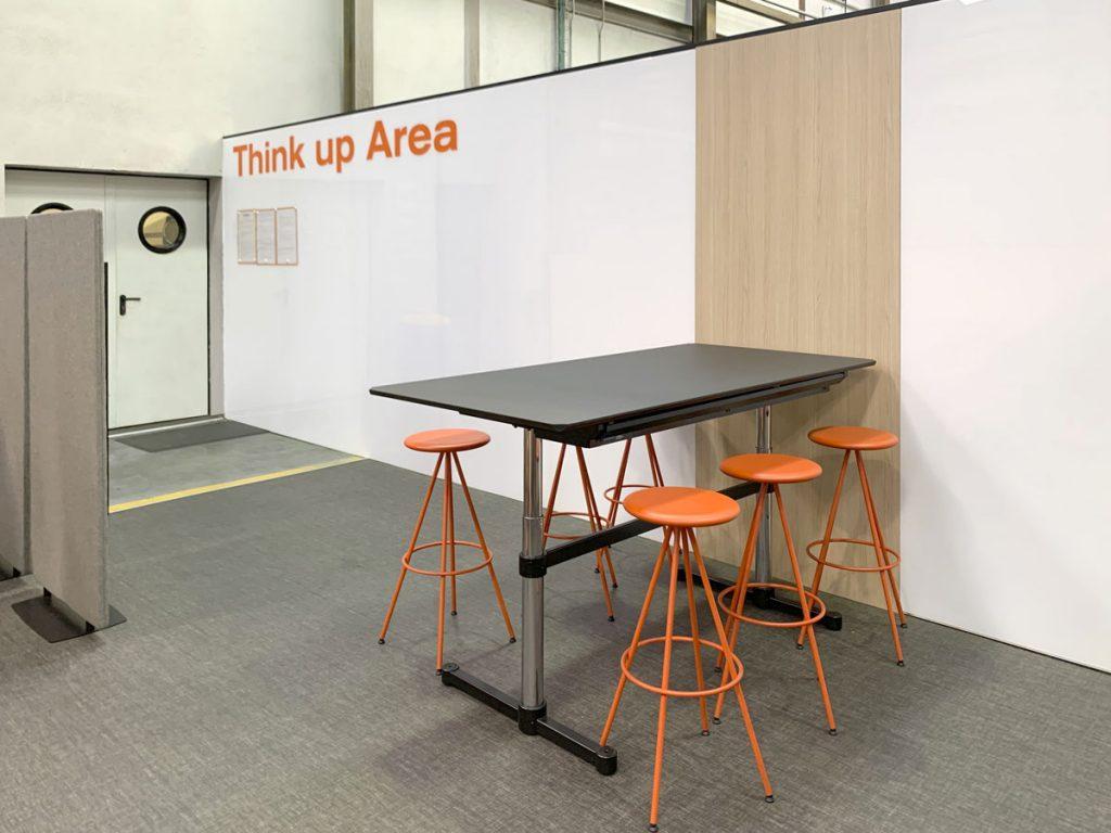 think up area instalaciones lemar