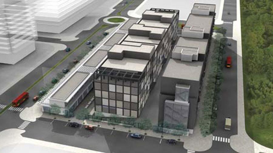 Instalación Ucresh Edifício arquitectura