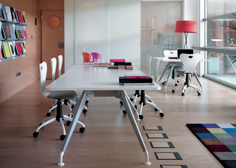 Coworking oficinas compartidas ofival mobiliario de oficina for Oficina coworking