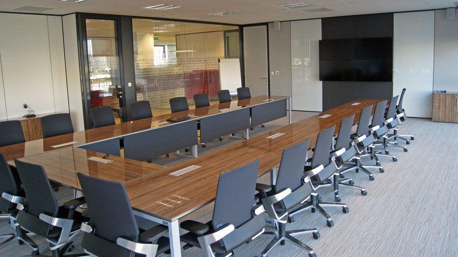 Instalaciones Jacobs Engeneering Group Ofival