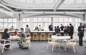 Espacios colaborativos office