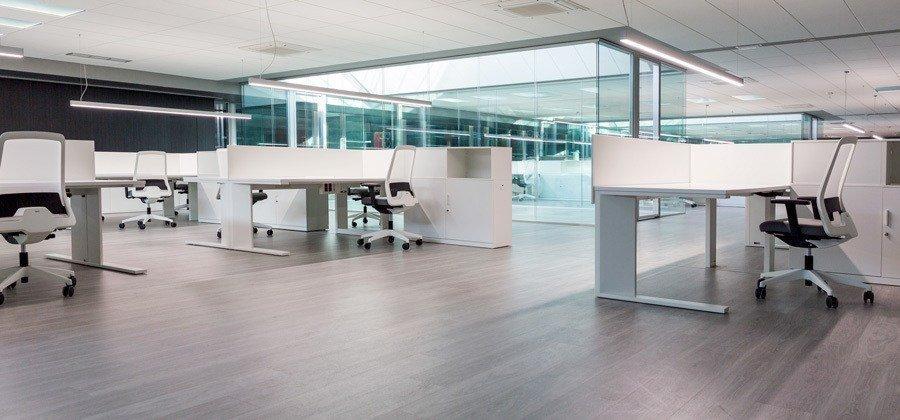Gh electrotermia ofival equipamiento de oficina for Oficinas de empleo valencia