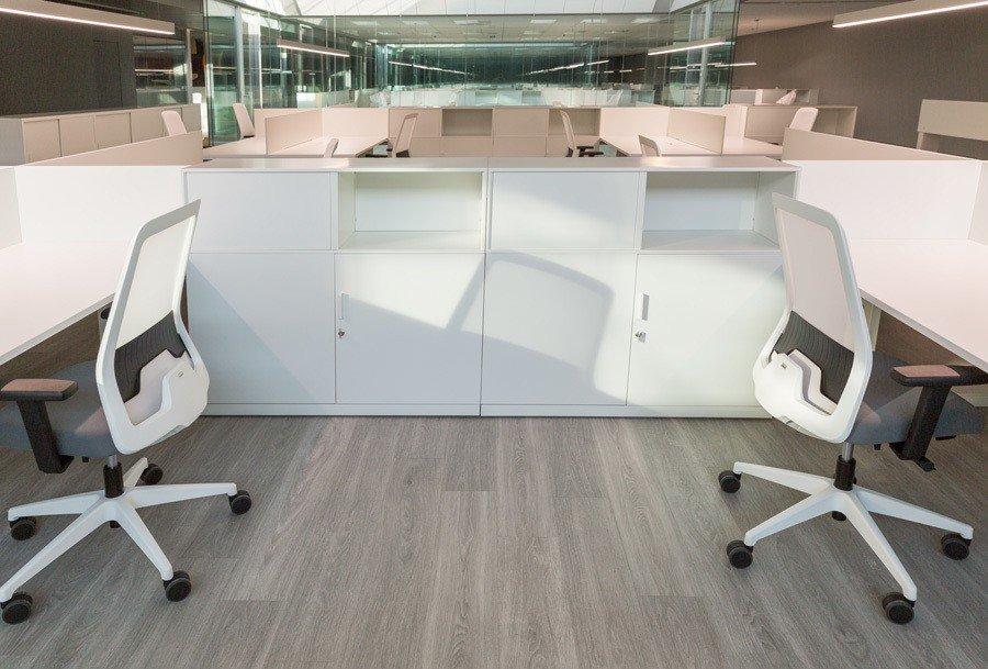 Sillas de oficina segunda mano interesting armario metlico segunda mano with sillas de oficina - Silla escritorio segunda mano ...