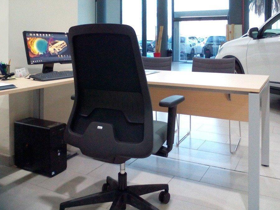 silla oficina valencia mitsubishi motors
