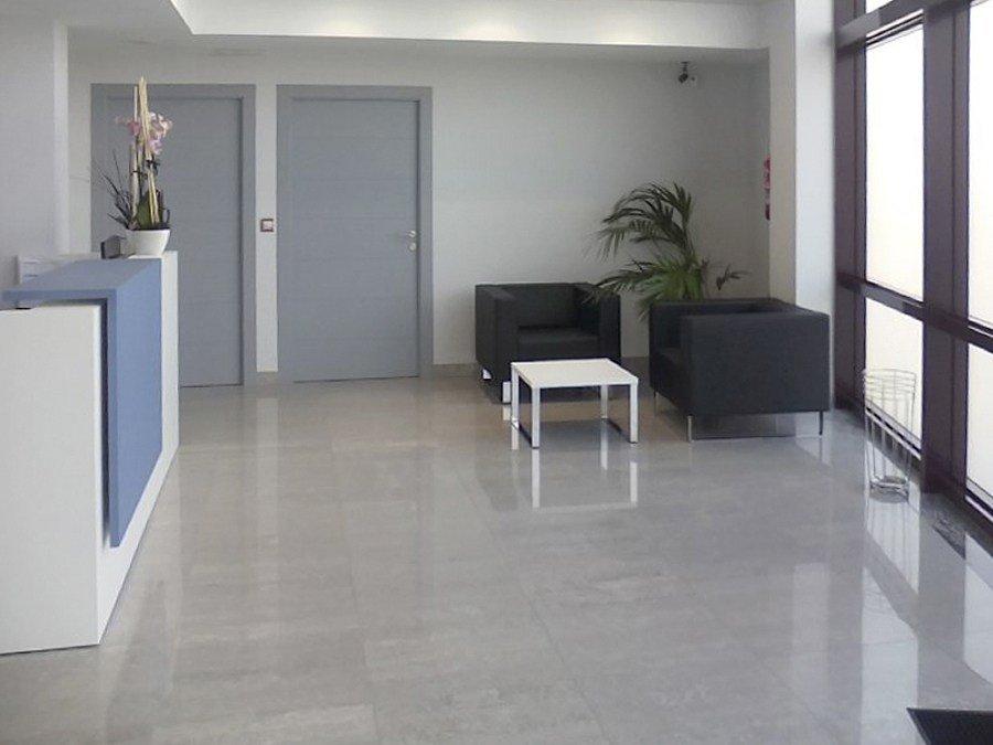 sala de espera instalaciones andrómeda