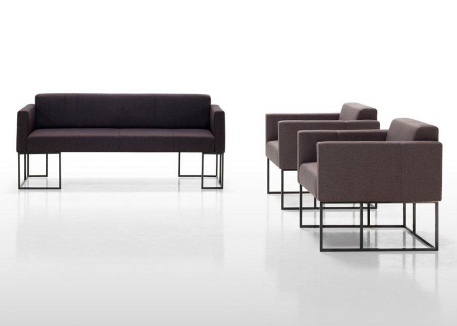Sofá Elements XS sala de espera