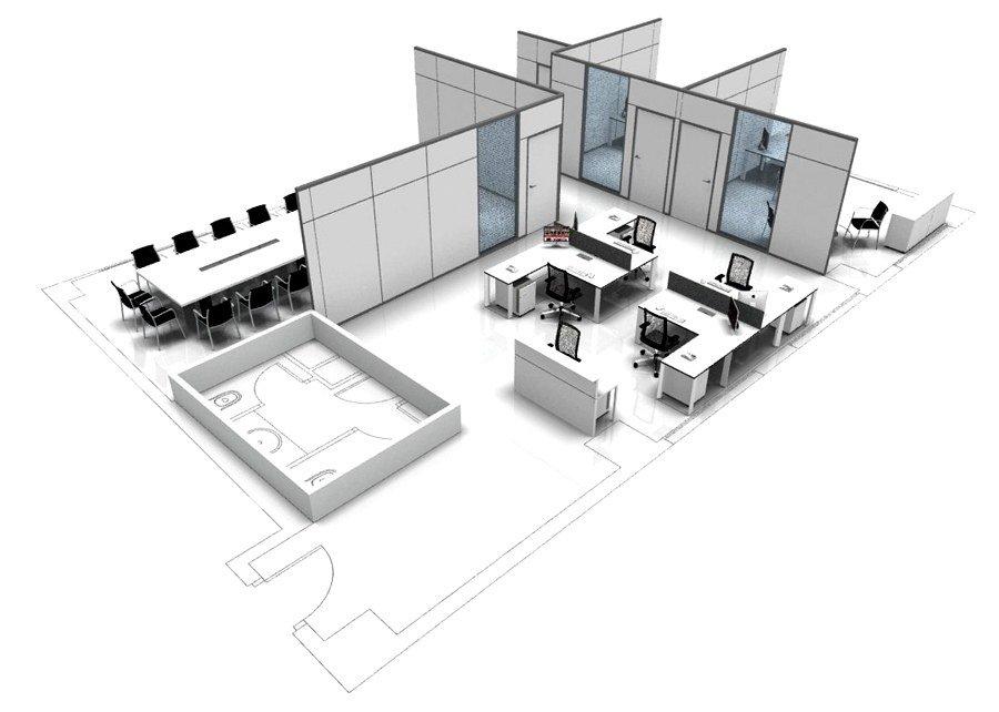 Instalaciones oficinas cvvp planos