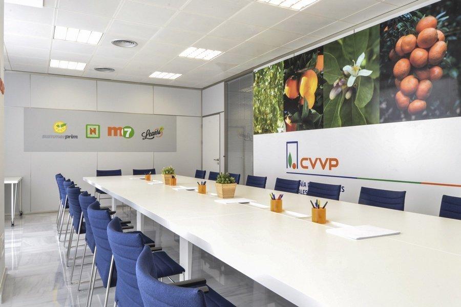 Sala conferencias Variedades Vegetales Protegidas