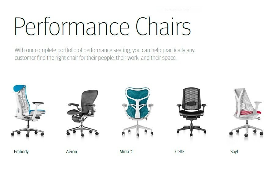 Performance Chairs