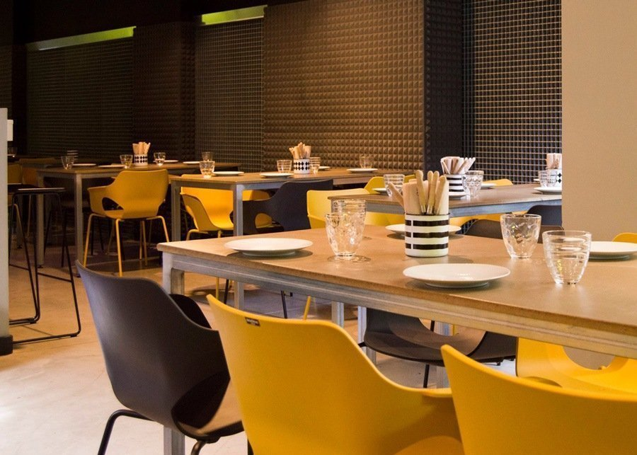 Comedor Food Club Valencia