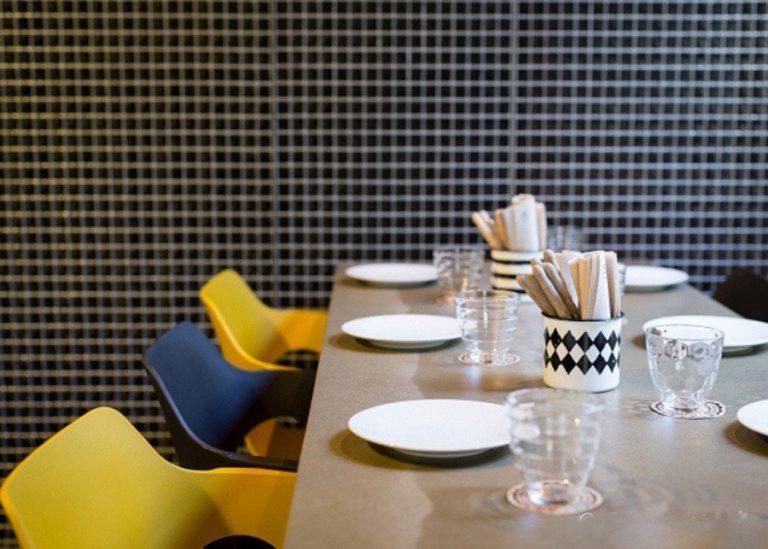 sillas restaurante foodclub valencia