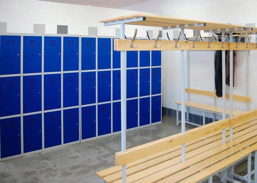 Mobiliario para Vestuarios