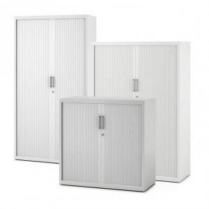 armario metálico de persiana PV