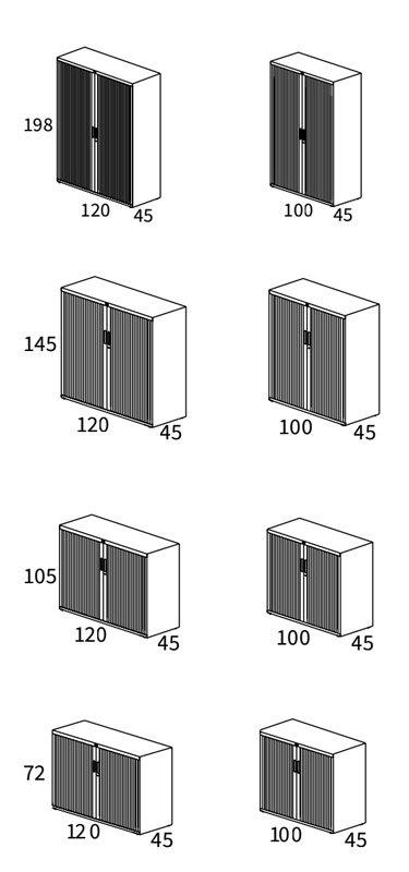medidas armarios PV