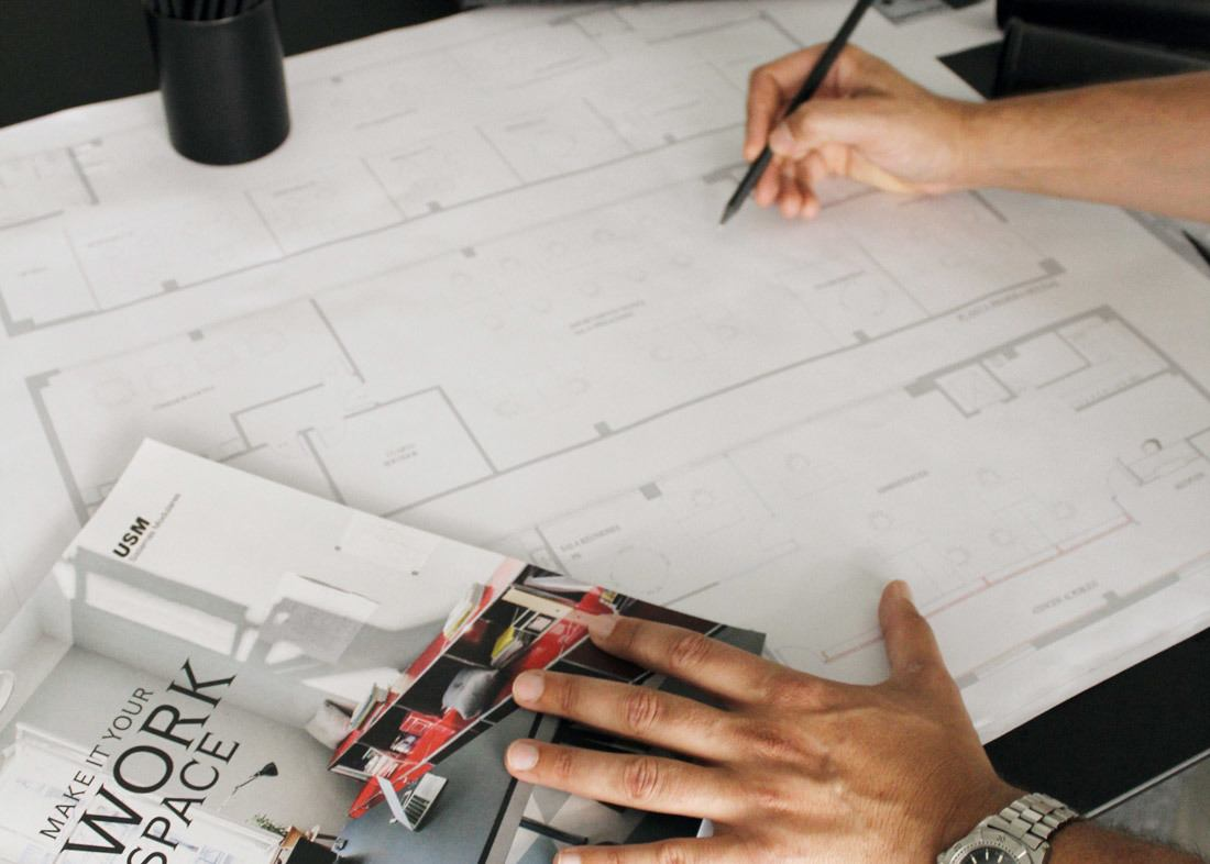 Planificación de espacios de trabajo