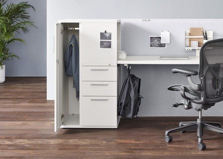 Nueva silla Aeron oficina operativa
