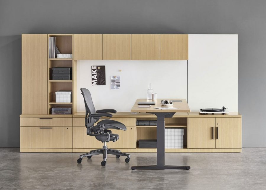 Nueva silla Aeron home office