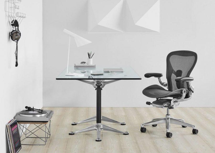 nueva silla aeron oficina operativa moderno