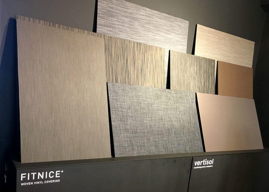 Materiales y texturas nobles