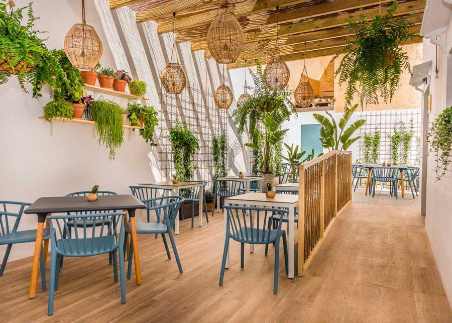 Silla Woody Resol Restaurantes y Bares