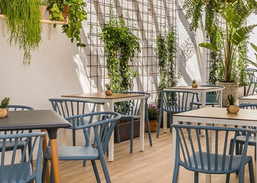 Silla Woody Resol Restaurantes