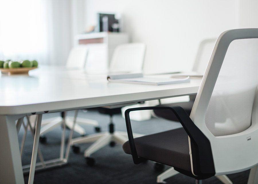 Mesa Reunión CE Blanca Buddy