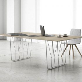 Mesa Reunión Deck Laminado