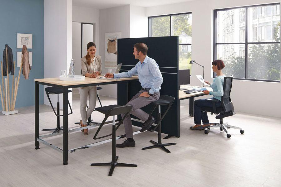 Mesas altas para zonas de reunión | Ofival, Equipamiento de Oficina