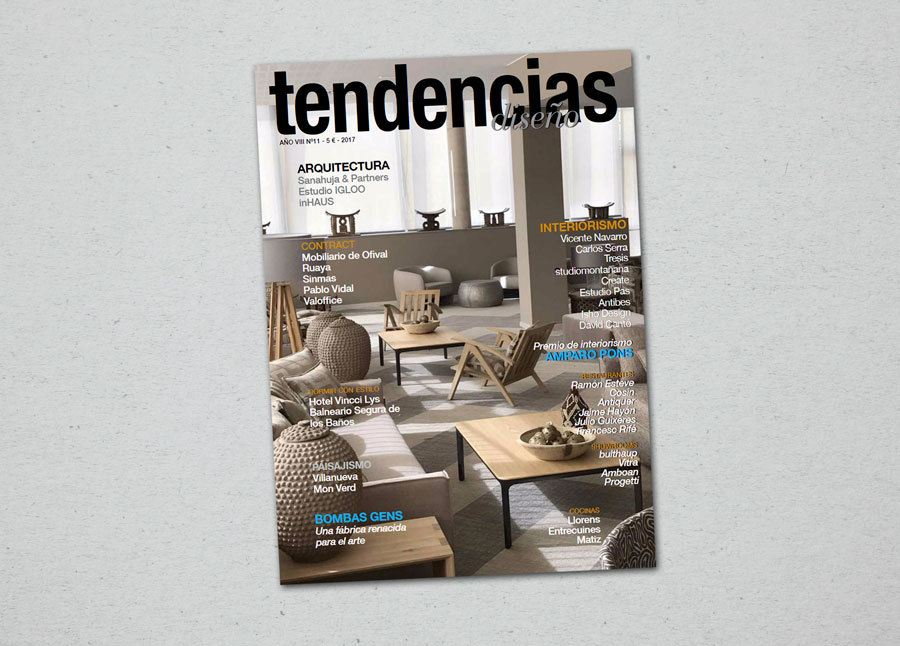 Portada Revista Tendencias 11
