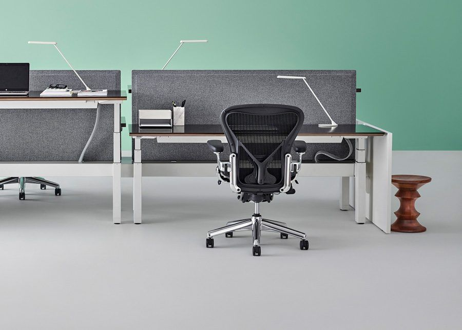 Nueva Silla Aeron Executive Oficina