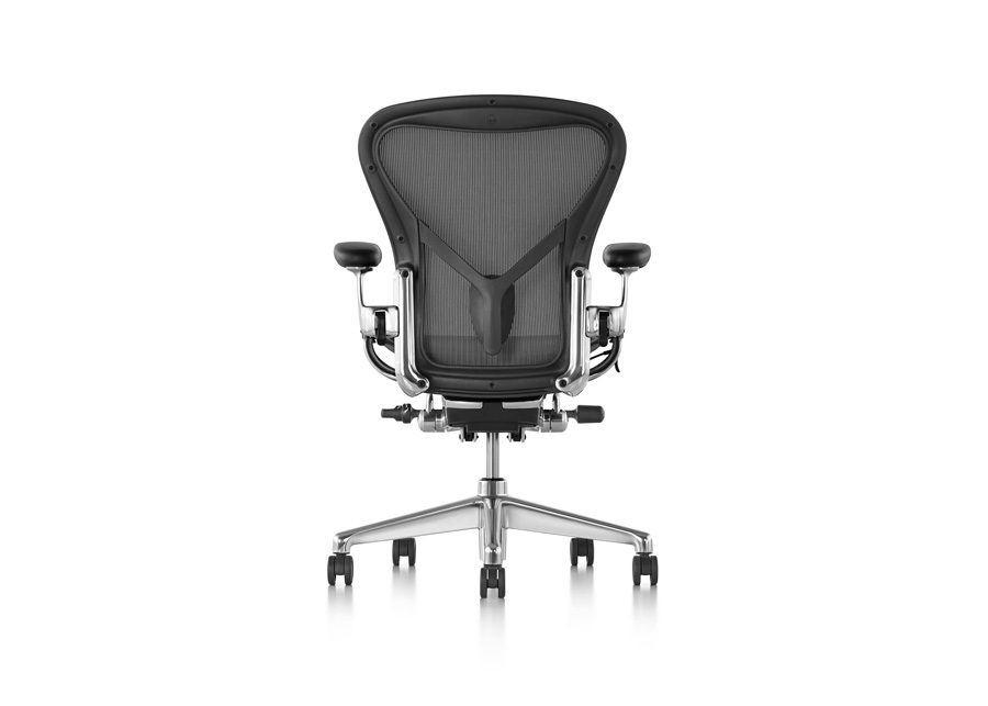 nueva silla aeron executive trasera 1