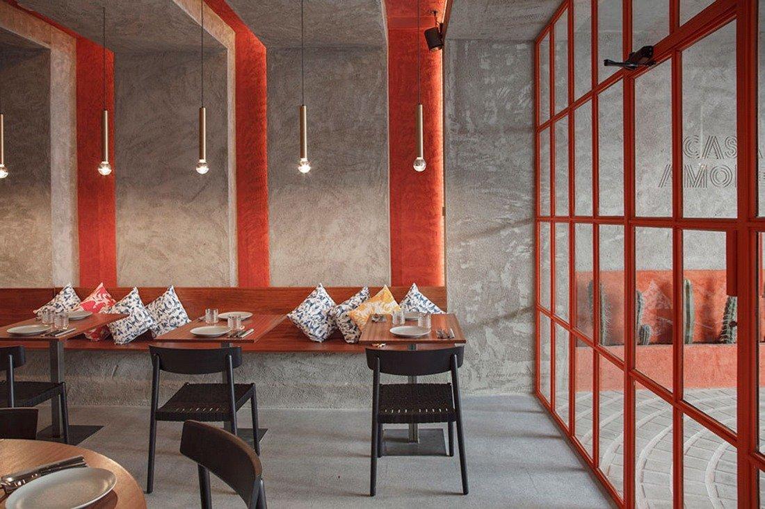 Restaurante Casa Amores Cocina Mexicana